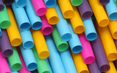 Plastic straws, stirrers and cotton buds ban