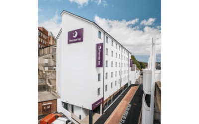 #PlasticFreeTravel case study – Premier Inn