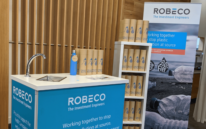 City to Sea and Robeco partner for another year