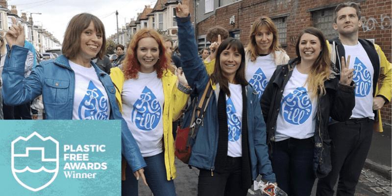 City to Sea wins Plastic Free Award