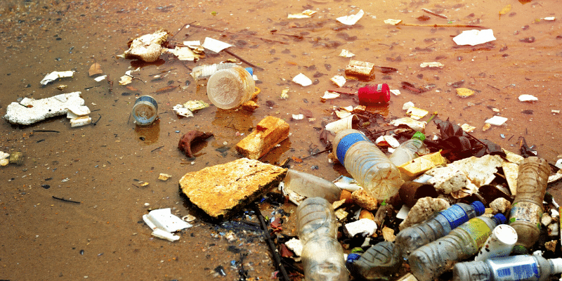 First ever global commitment to tackling single use plastic