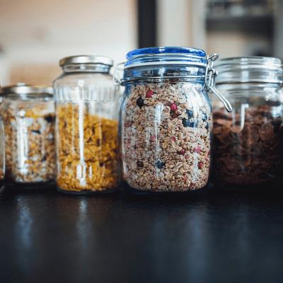Plastic-free kitchen