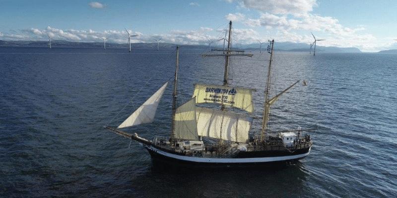 Darwin200 Voyage