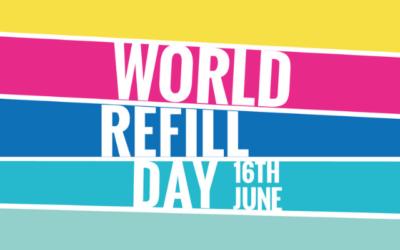 Press Release: World Refill Day