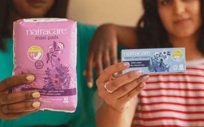 Switch to Organic Period Products